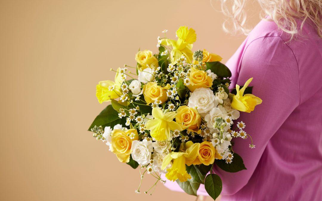 Sæt blomster på hjemmet!