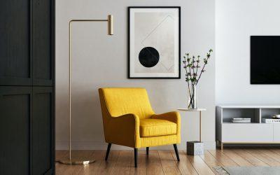 Sådan indretter du en hyggelig stue