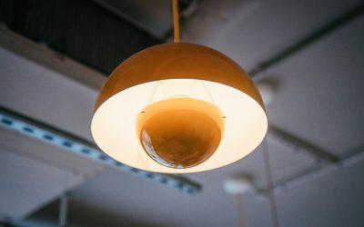 Drømmer du om en Flowerpot-lampe?