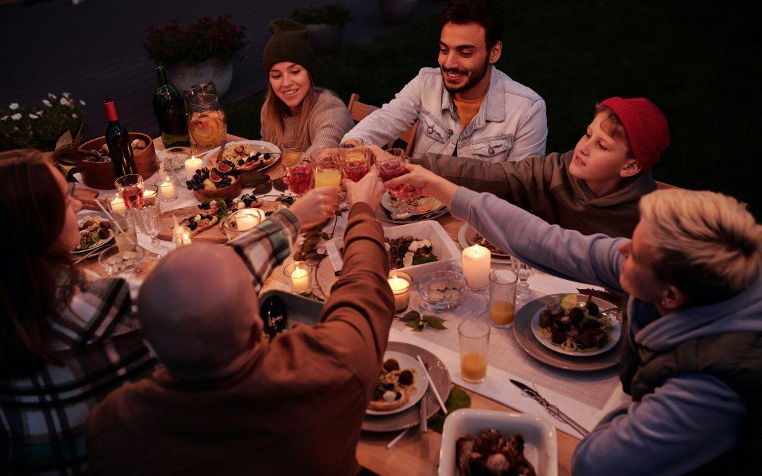 Imponér dine gæster med smuk borddækning